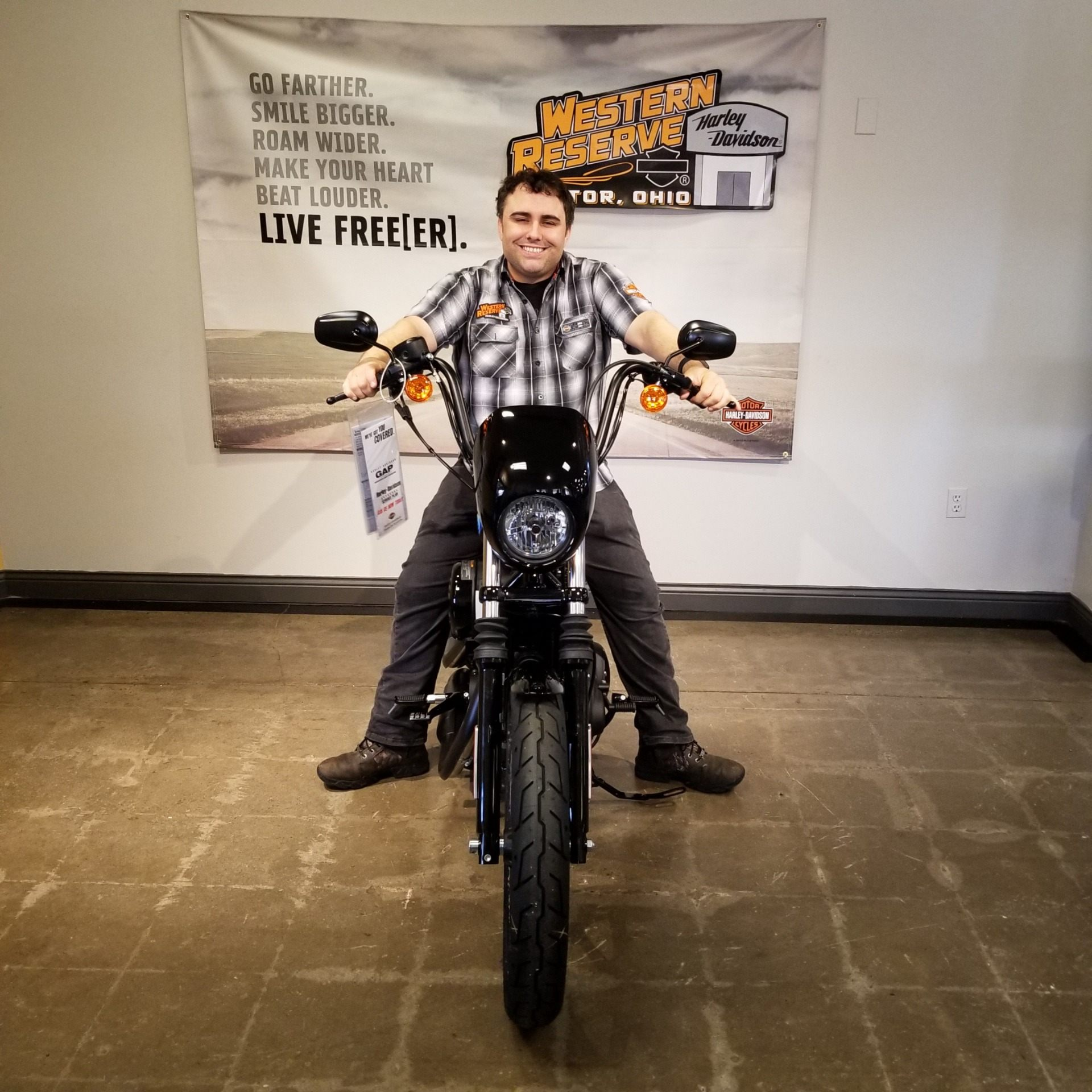 2019 Harley-Davidson Iron 1200™ in Mentor, Ohio - Photo 12