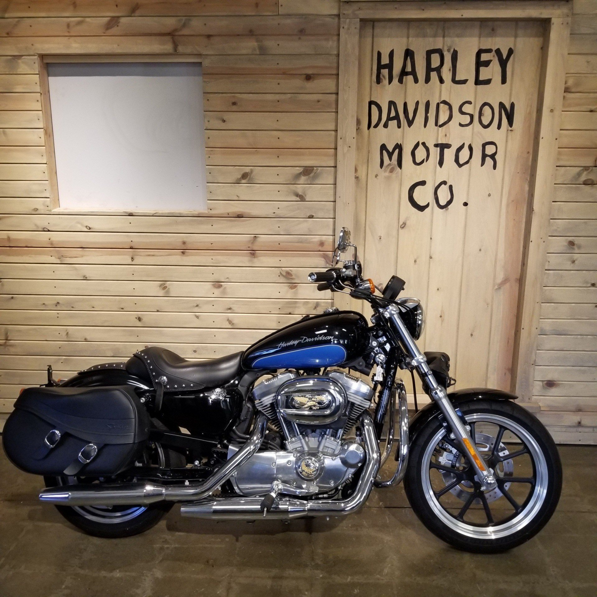 Used 2012 Harley Davidson Sportster 883 Superlow Motorcycles In Mentor Oh Stock Number 12 Up B853912