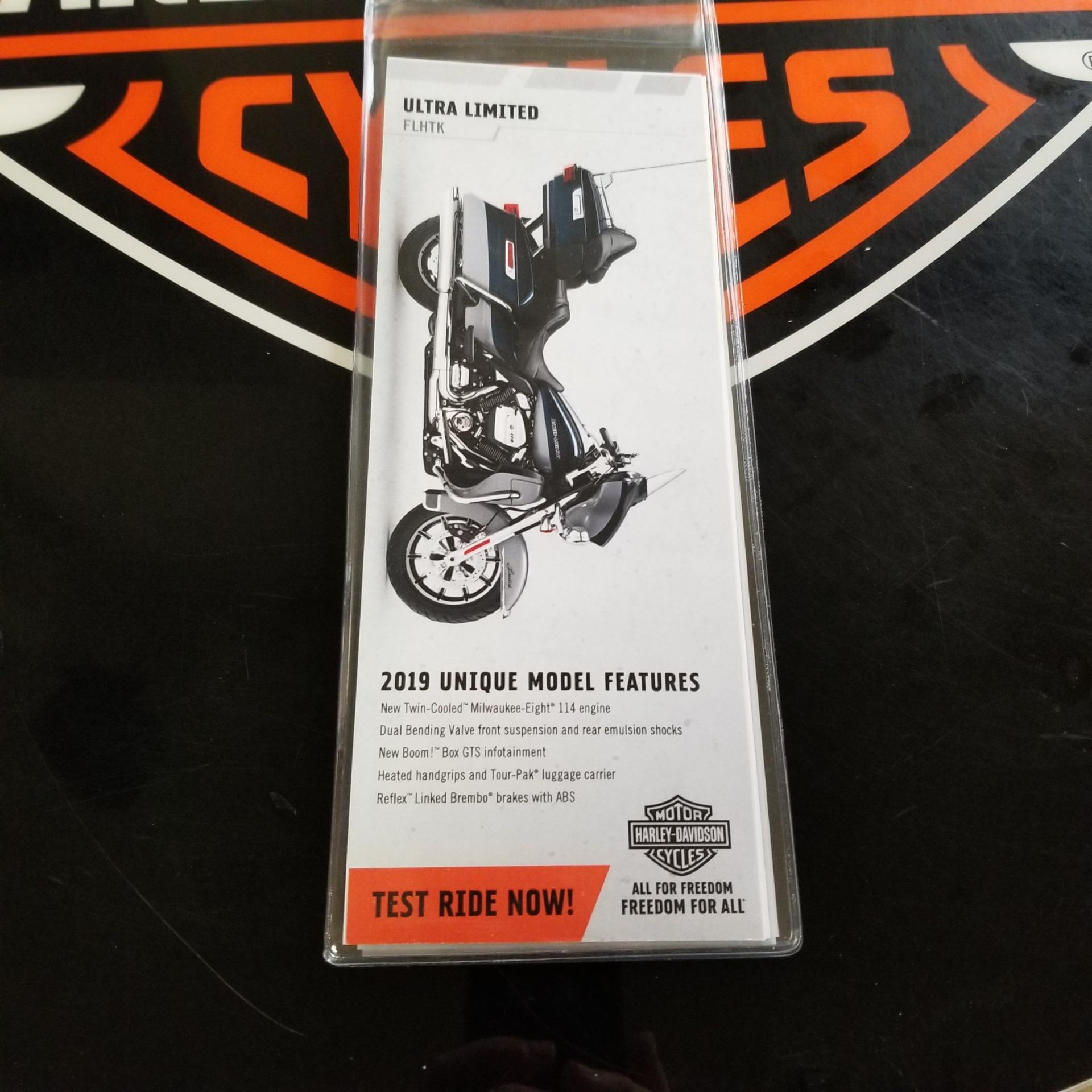 2019 Harley-Davidson Ultra Limited in Mentor, Ohio - Photo 9