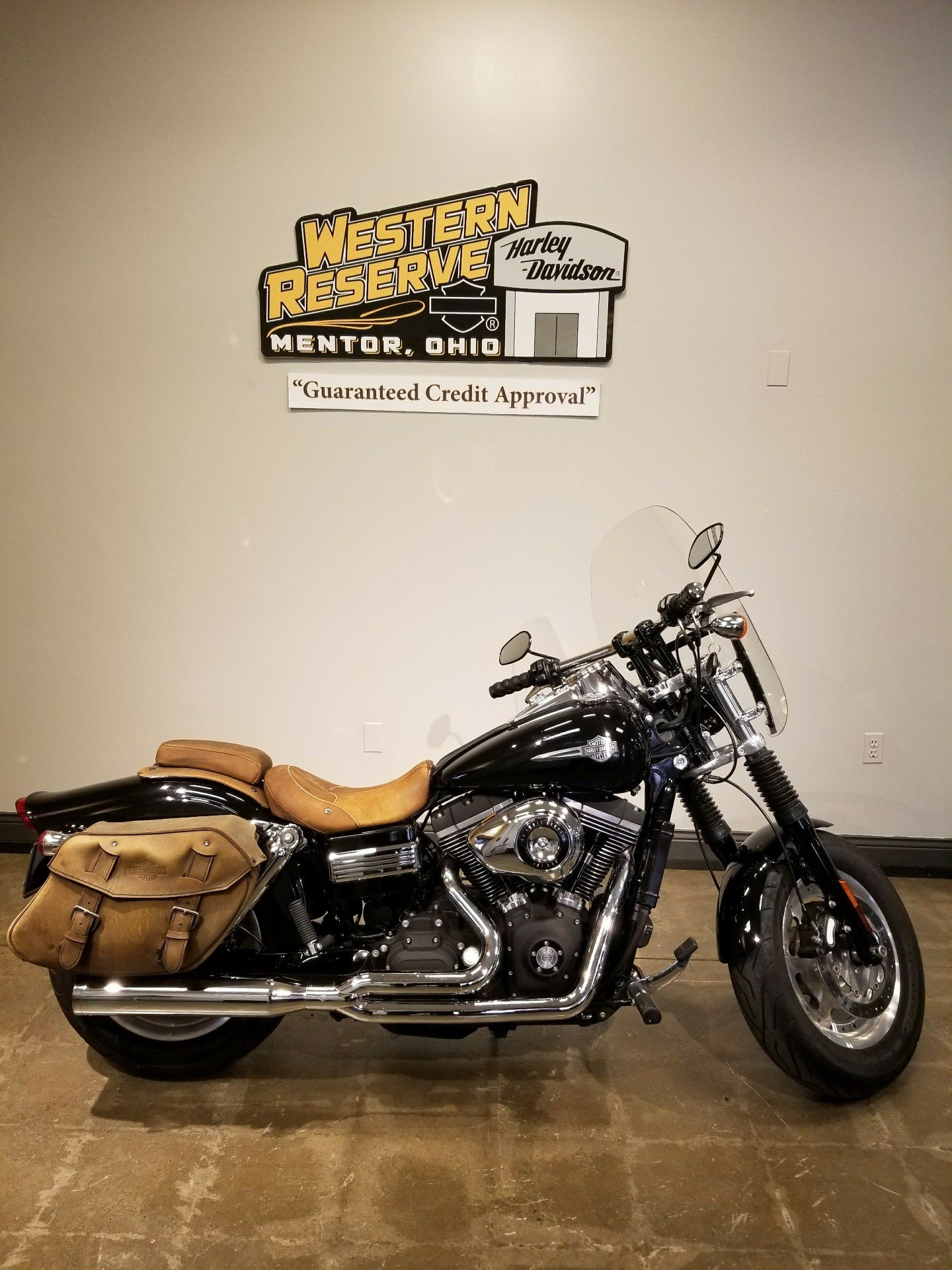 2010 Harley-Davidson Dyna® Fat Bob® in Mentor, Ohio