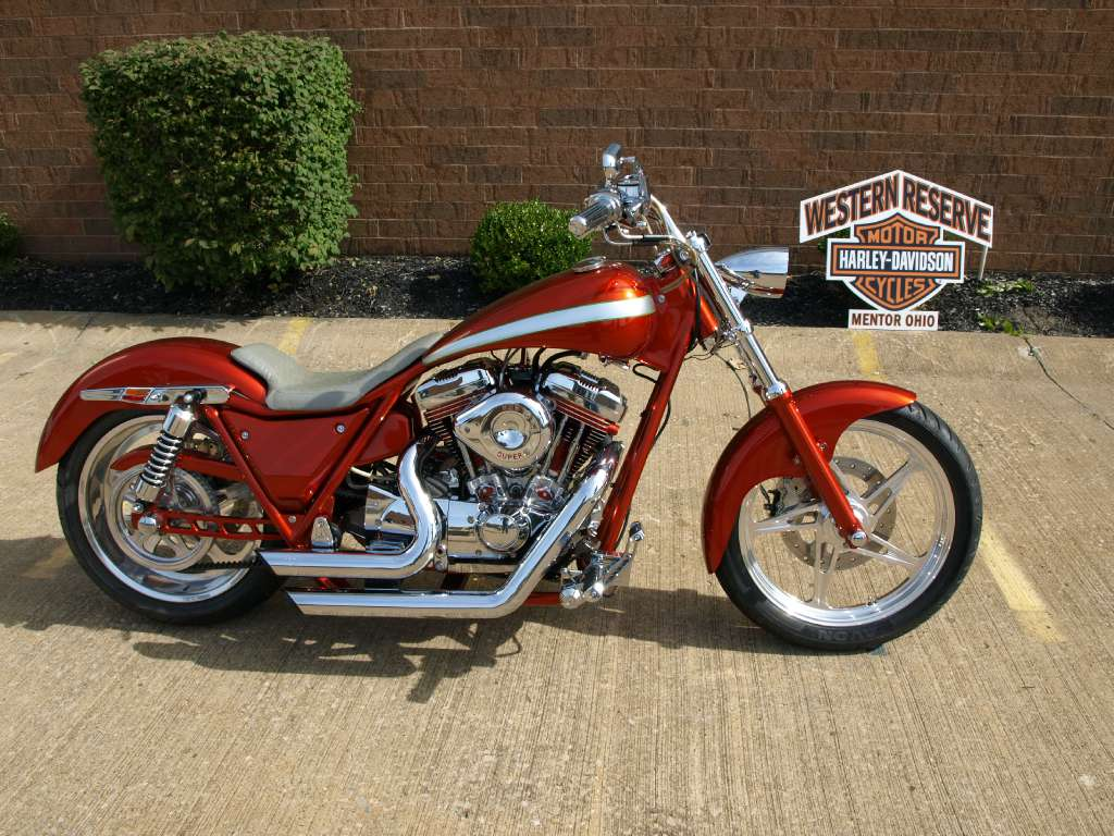 Used 1994 Harley-Davidson XL/FXR Motorcycles in Mentor, OH | Stock ...