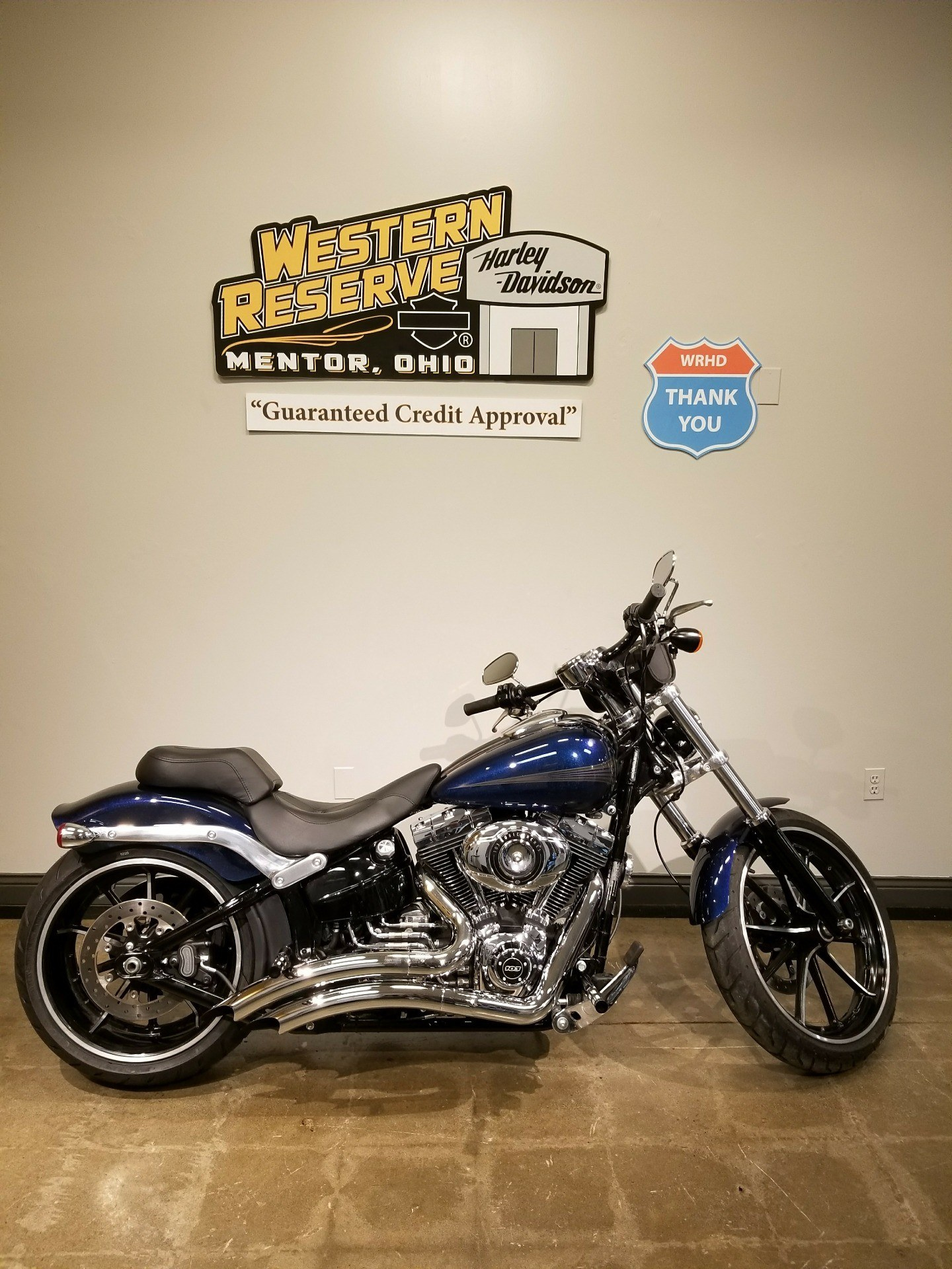 2013 Harley-Davidson Softail® Breakout® in Mentor, Ohio