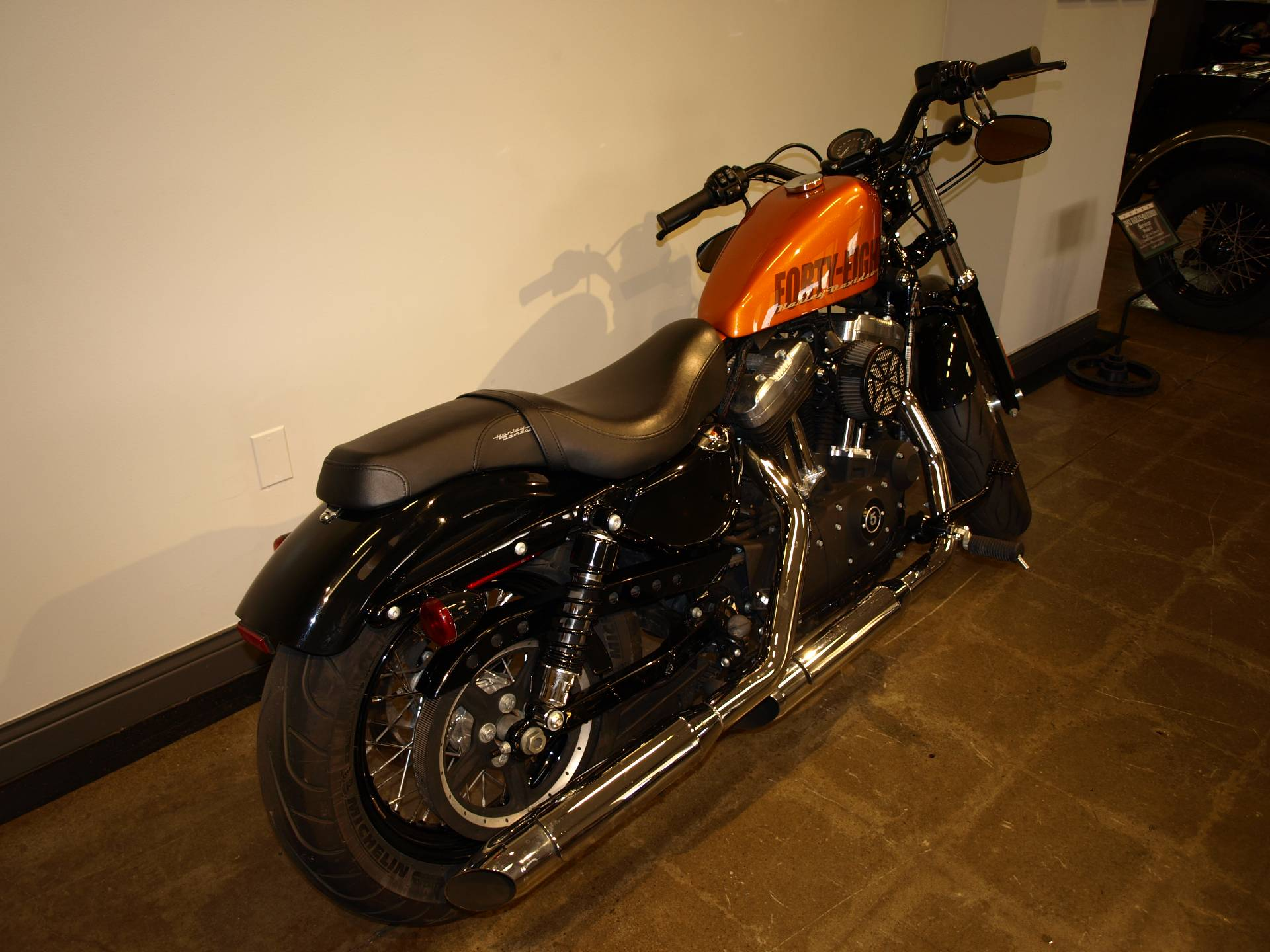 2015 Harley-Davidson Forty-Eight® in Mentor, Ohio