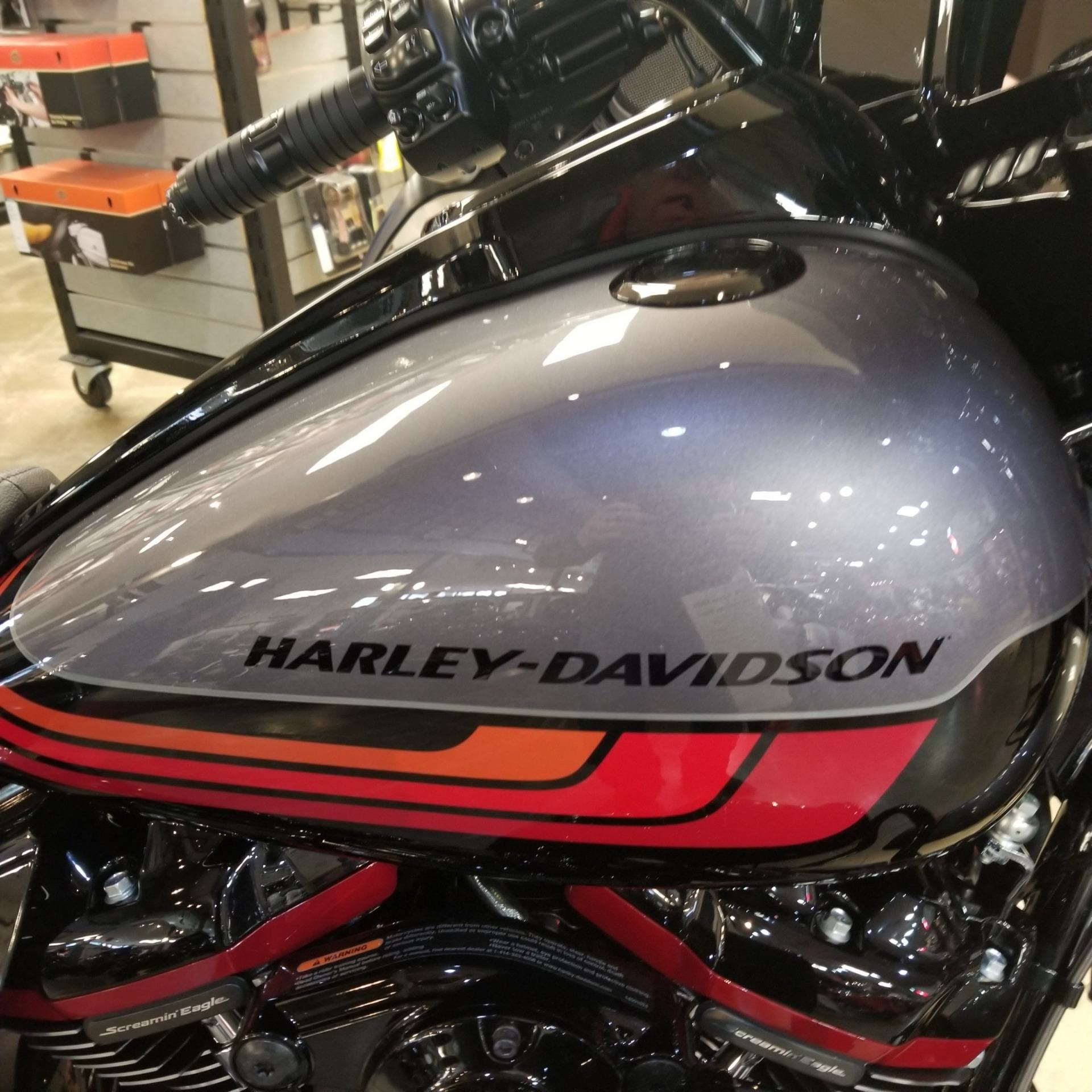 2020 Harley-Davidson CVO™ Street Glide® in Mentor, Ohio - Photo 3