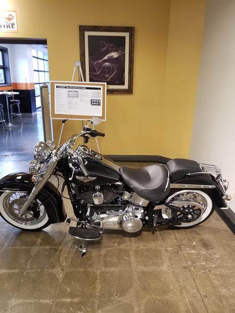 2013 Harley-Davidson Softail® Deluxe in Mentor, Ohio