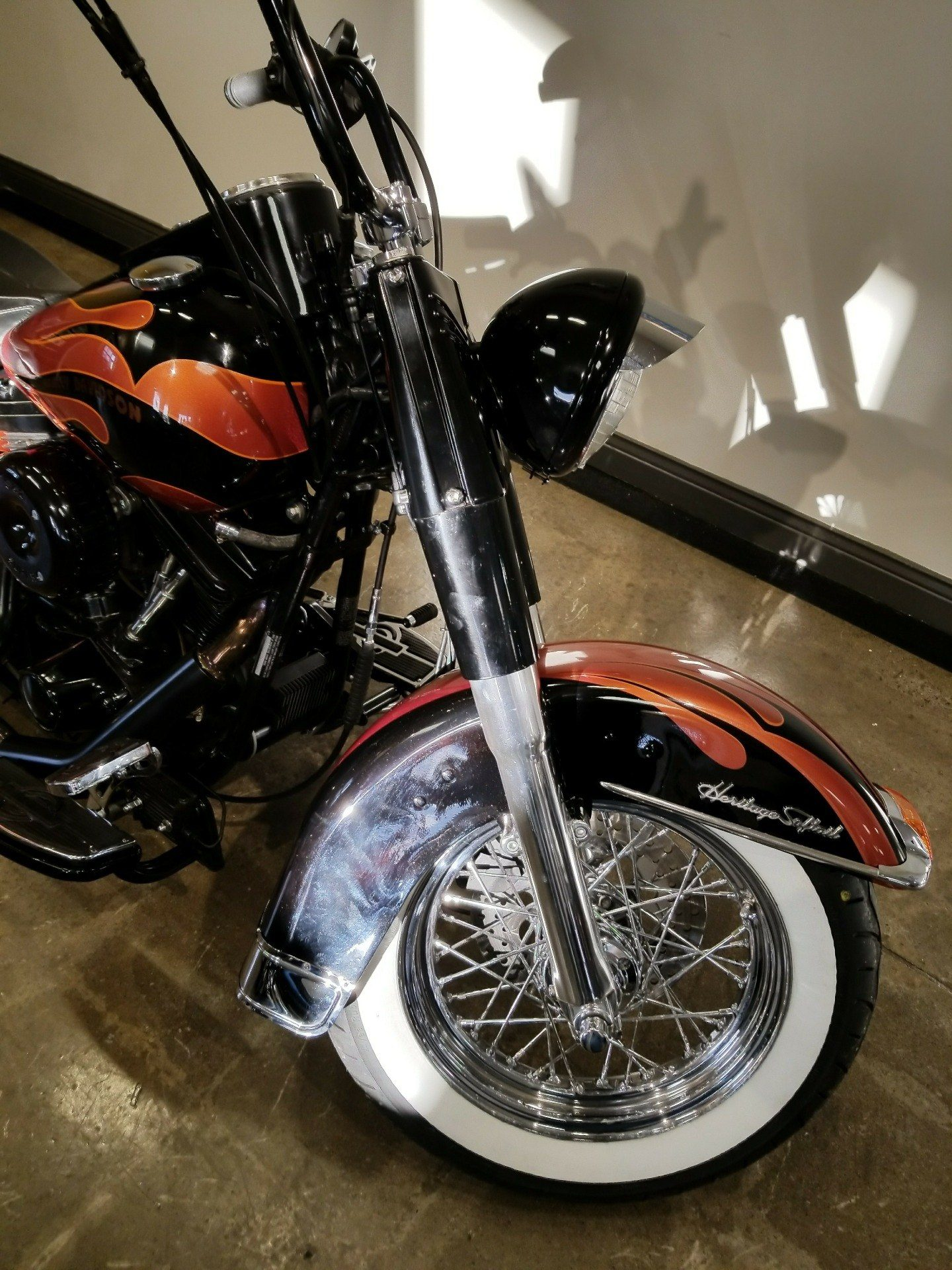 1987 Harley-Davidson heritage Softail Classic in Mentor, Ohio