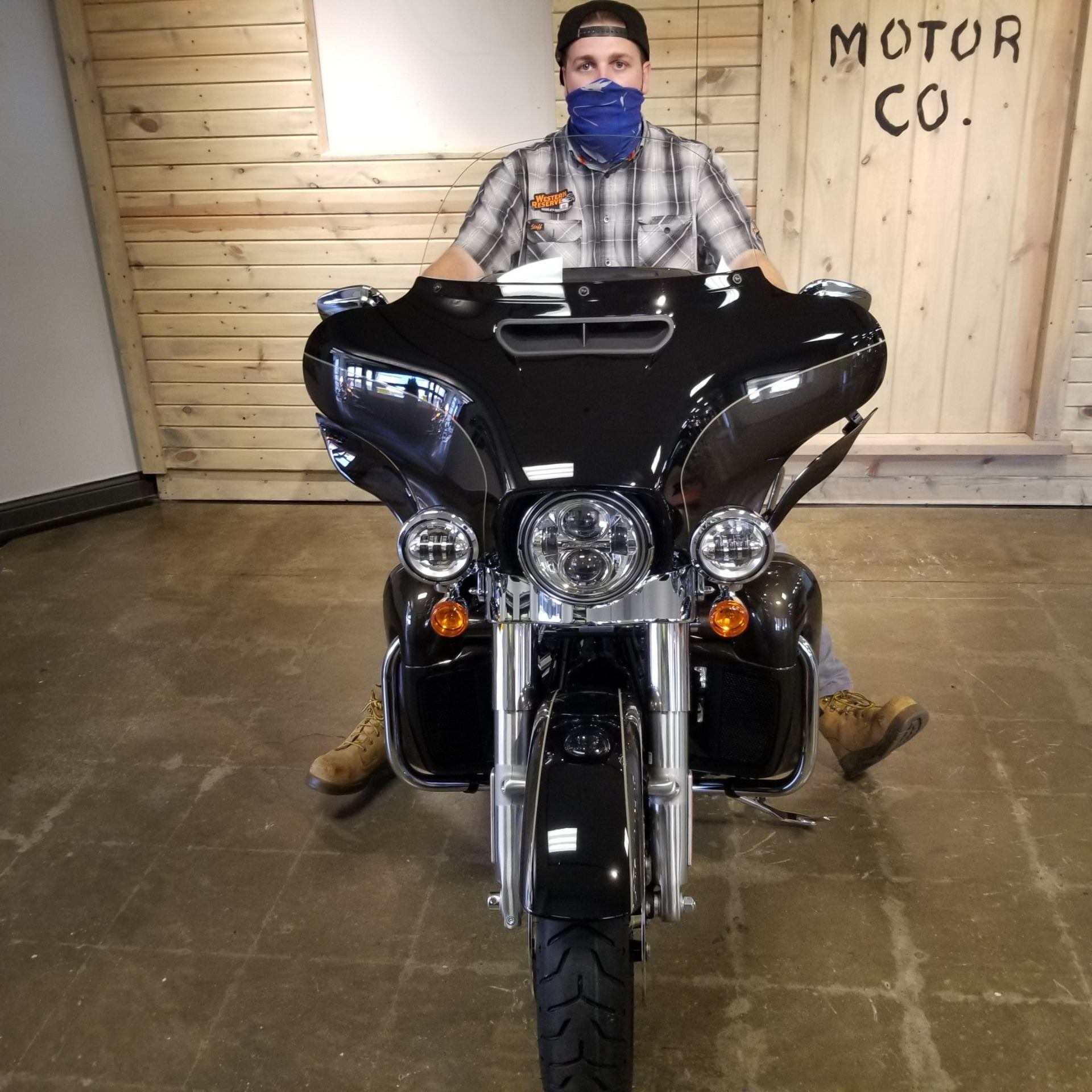2020 Harley-Davidson Ultra Limited in Mentor, Ohio - Photo 12