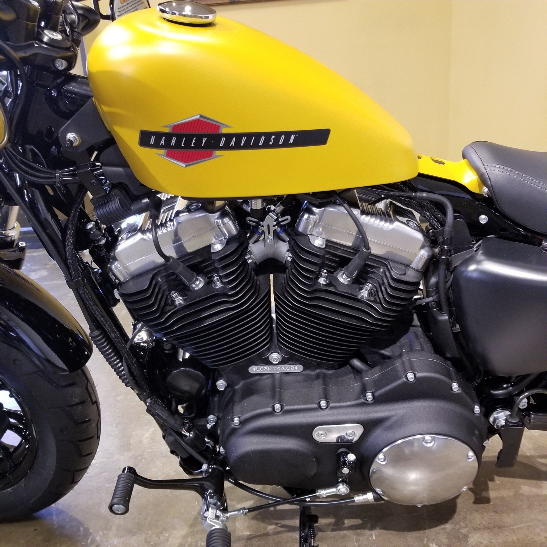2019 Harley-Davidson Forty-Eight® in Mentor, Ohio - Photo 10
