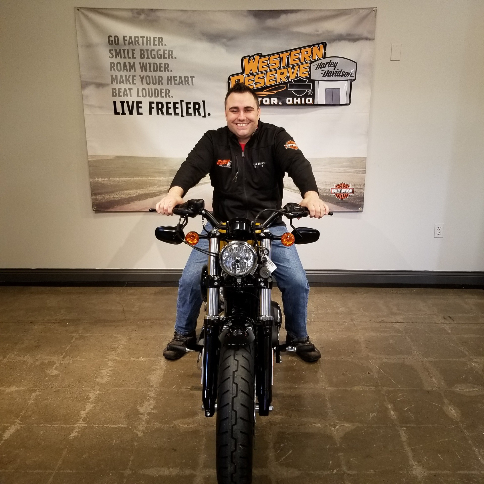 2019 Harley-Davidson Forty-Eight® in Mentor, Ohio - Photo 12