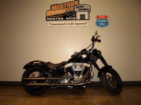 2017 Harley-Davidson Softail Slim® in Mentor, Ohio