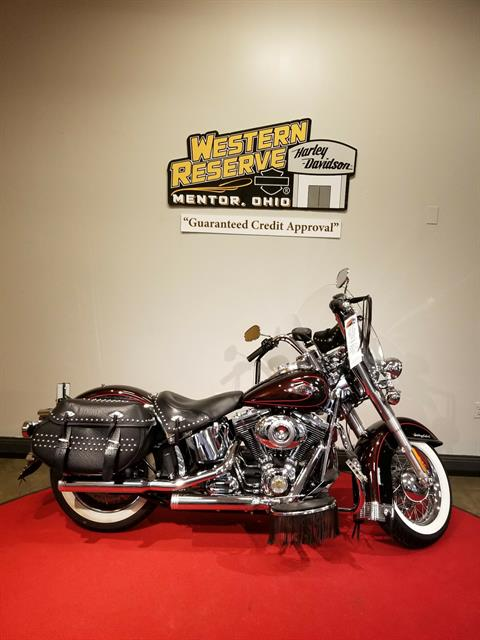 2011 Harley-Davidson Heritage Softail® Classic in Mentor, Ohio