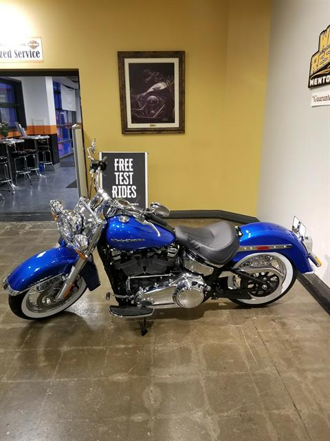 2018 Harley-Davidson Softail® Deluxe 107 in Mentor, Ohio