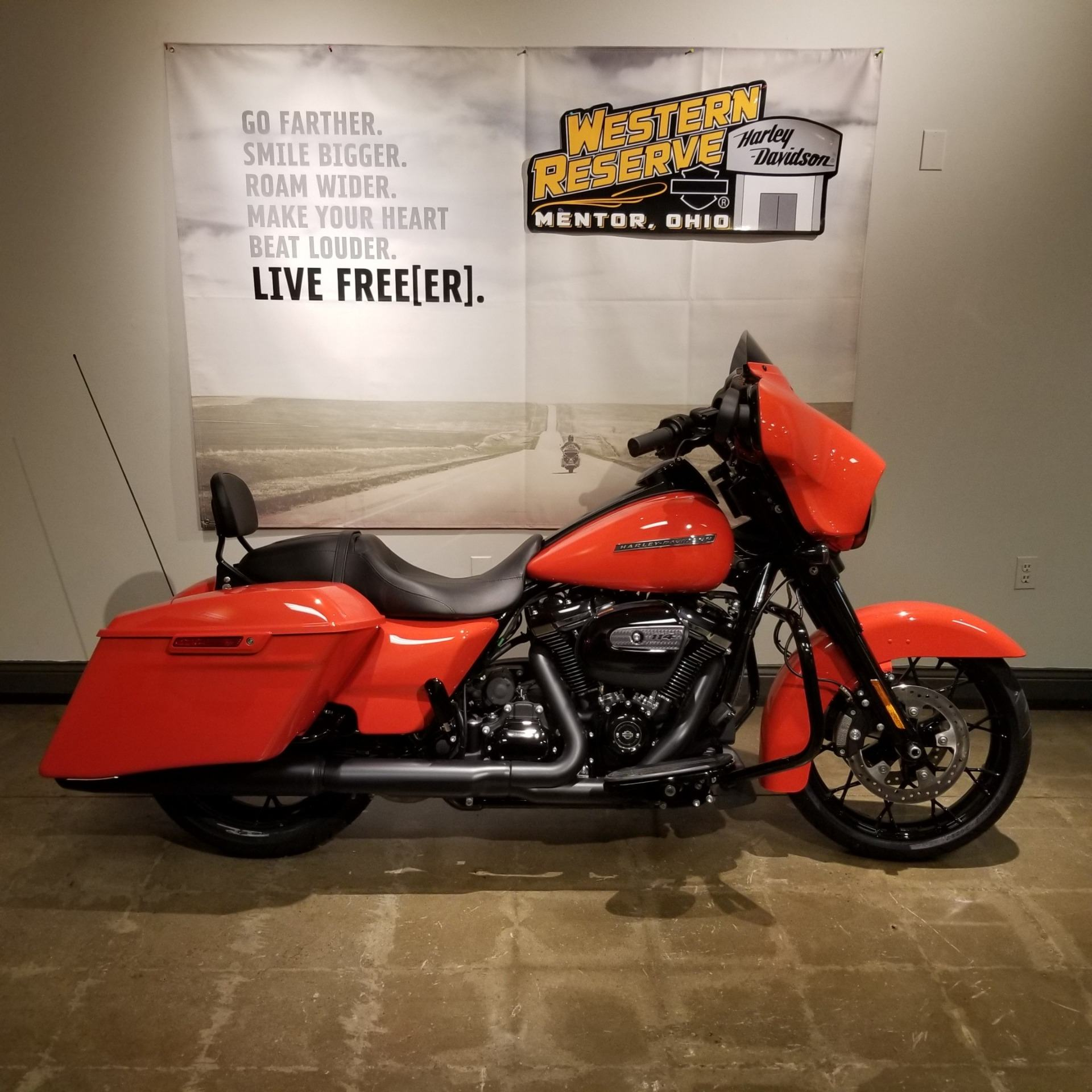 2020 Harley-Davidson Street Glide® Special in Mentor, Ohio - Photo 1
