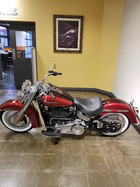 2018 Harley-Davidson Softail® Deluxe 107 in Mentor, Ohio - Photo 11