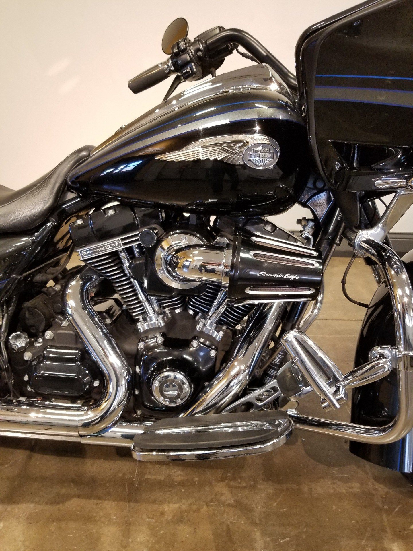 2013 Harley-Davidson CVO™ Road Glide® Custom 110th Anniversary Edition in Mentor, Ohio