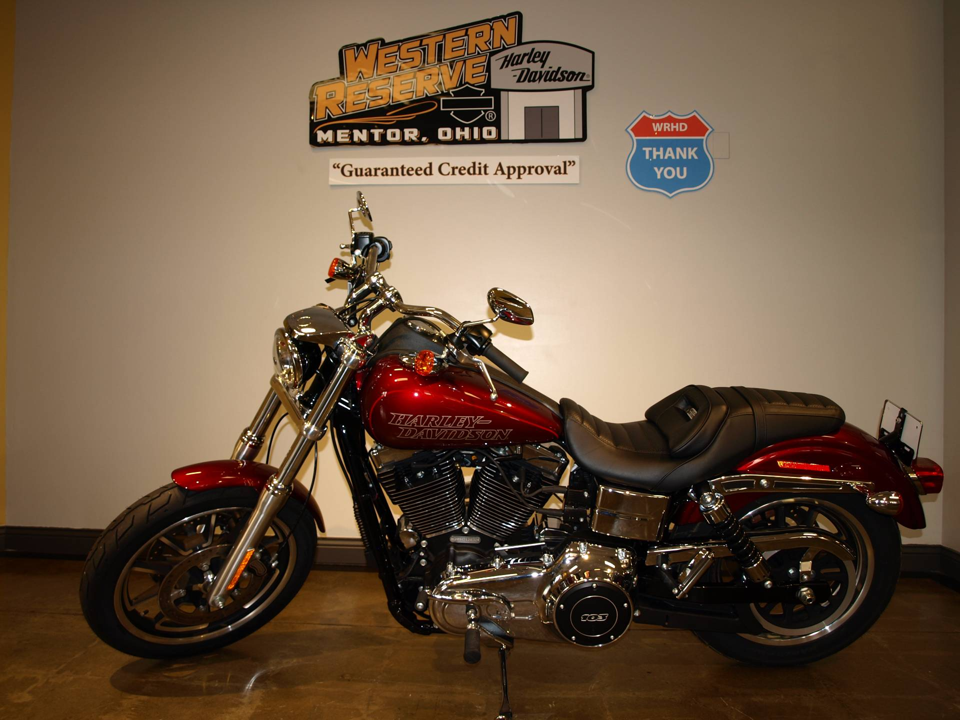 2017 Harley-Davidson Low Rider® in Mentor, Ohio