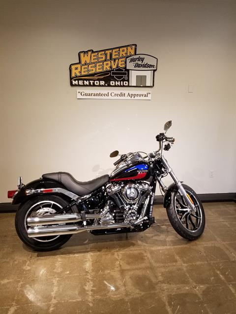 2018 Harley-Davidson Low Rider® 107 in Mentor, Ohio