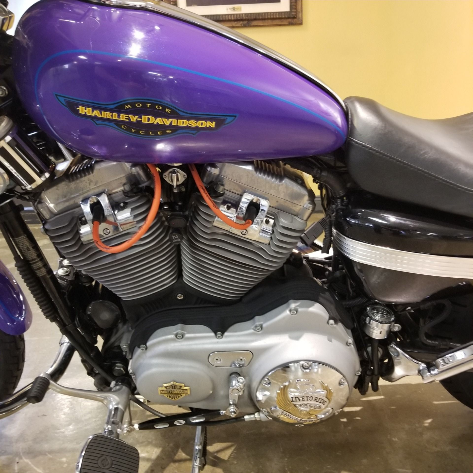 2005 Harley-Davidson 883 in Mentor, Ohio - Photo 10