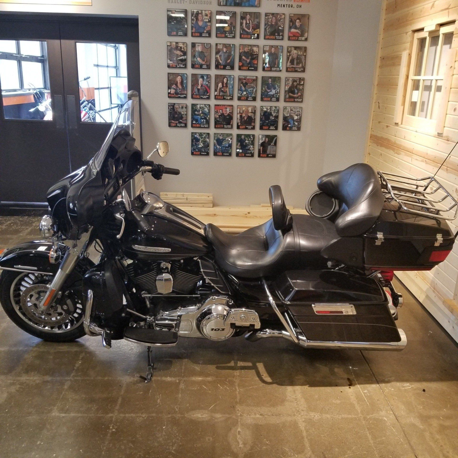 2011 Harley-Davidson Electra Glide® Ultra Limited in Mentor, Ohio - Photo 11