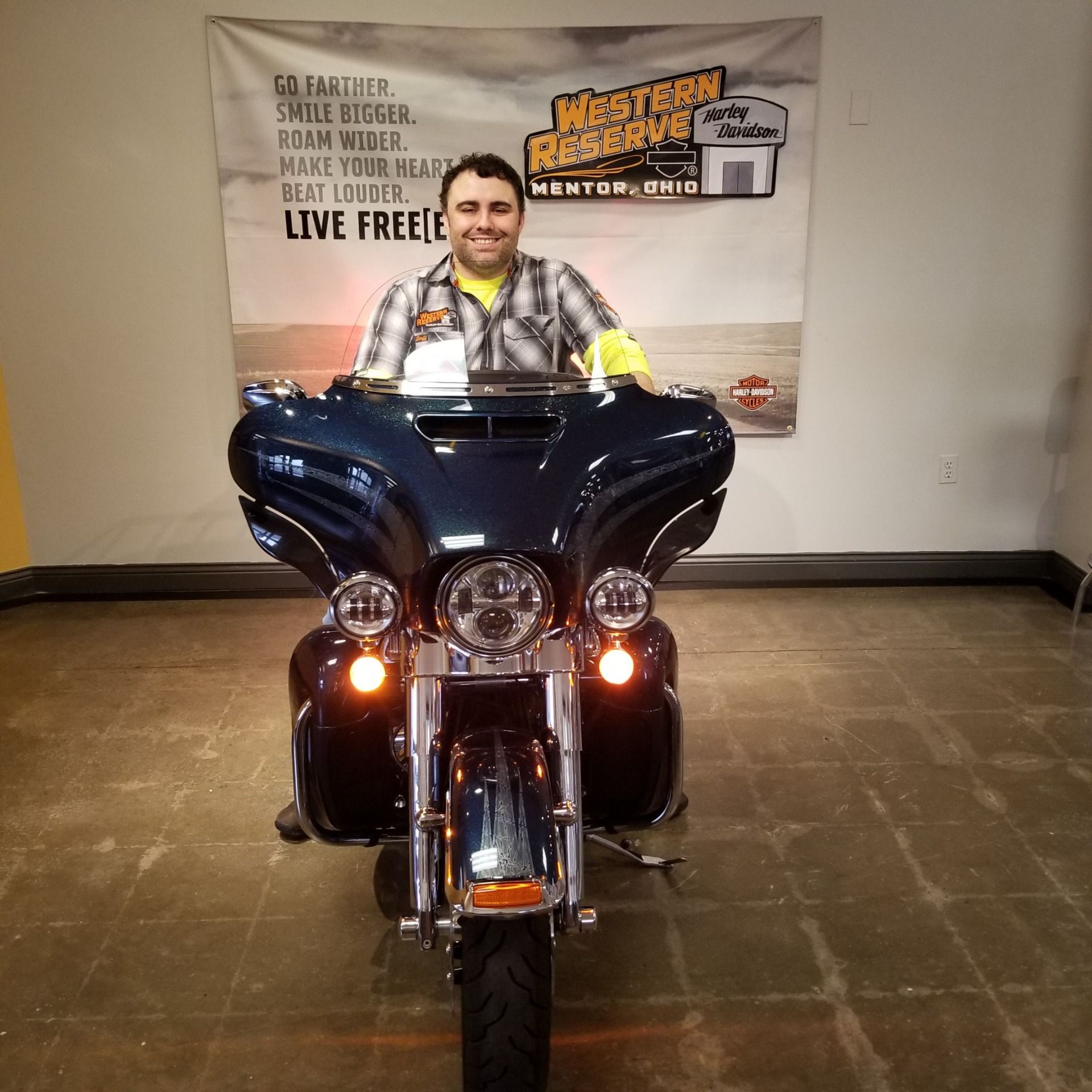 2016 Harley-Davidson Ultra Limited in Mentor, Ohio - Photo 12