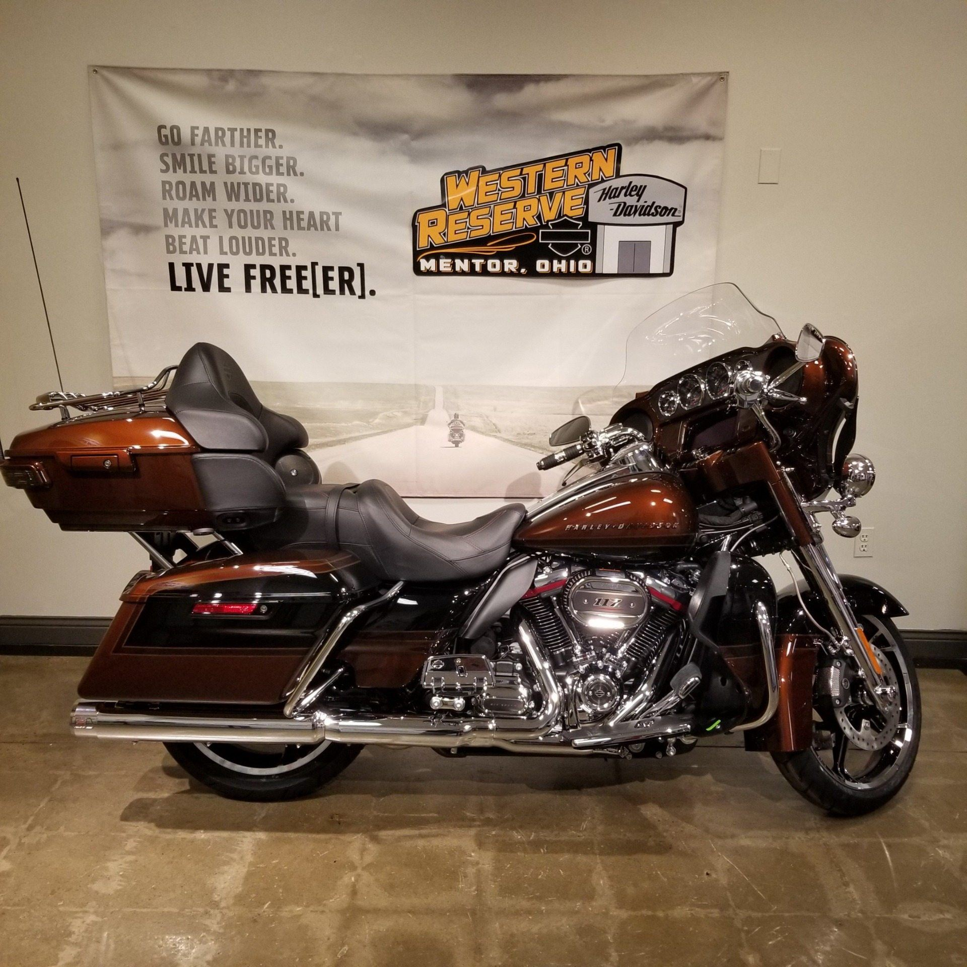 2019 Harley-Davidson CVO™ Limited in Mentor, Ohio - Photo 1
