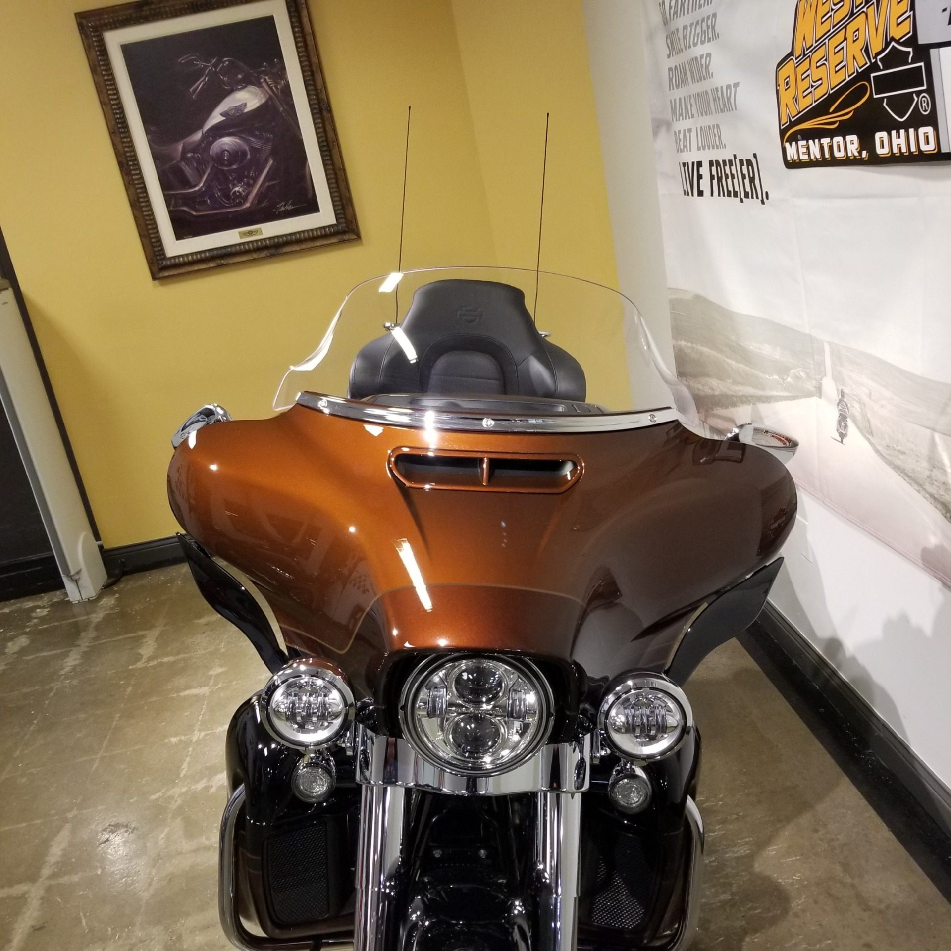 2019 Harley-Davidson CVO™ Limited in Mentor, Ohio - Photo 6