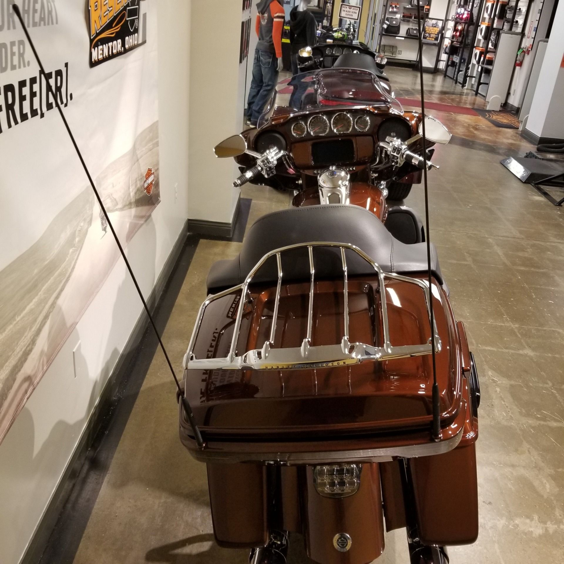 2019 Harley-Davidson CVO™ Limited in Mentor, Ohio - Photo 7