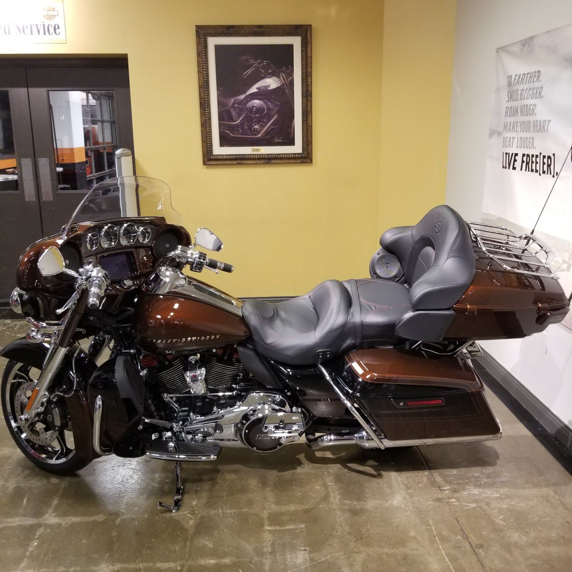 2019 Harley-Davidson CVO™ Limited in Mentor, Ohio - Photo 11