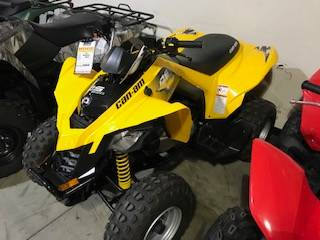 2018 Can-Am DS 250 in Woodinville, Washington
