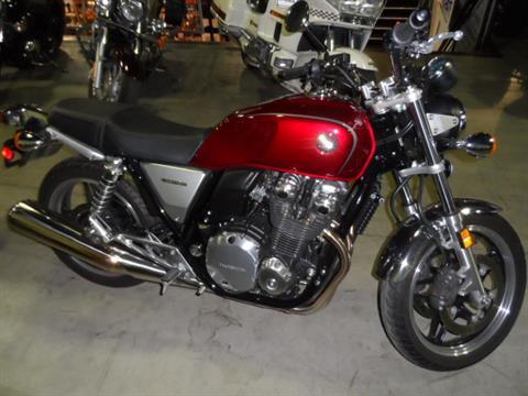 2013 Honda CB1100 in Woodinville, Washington