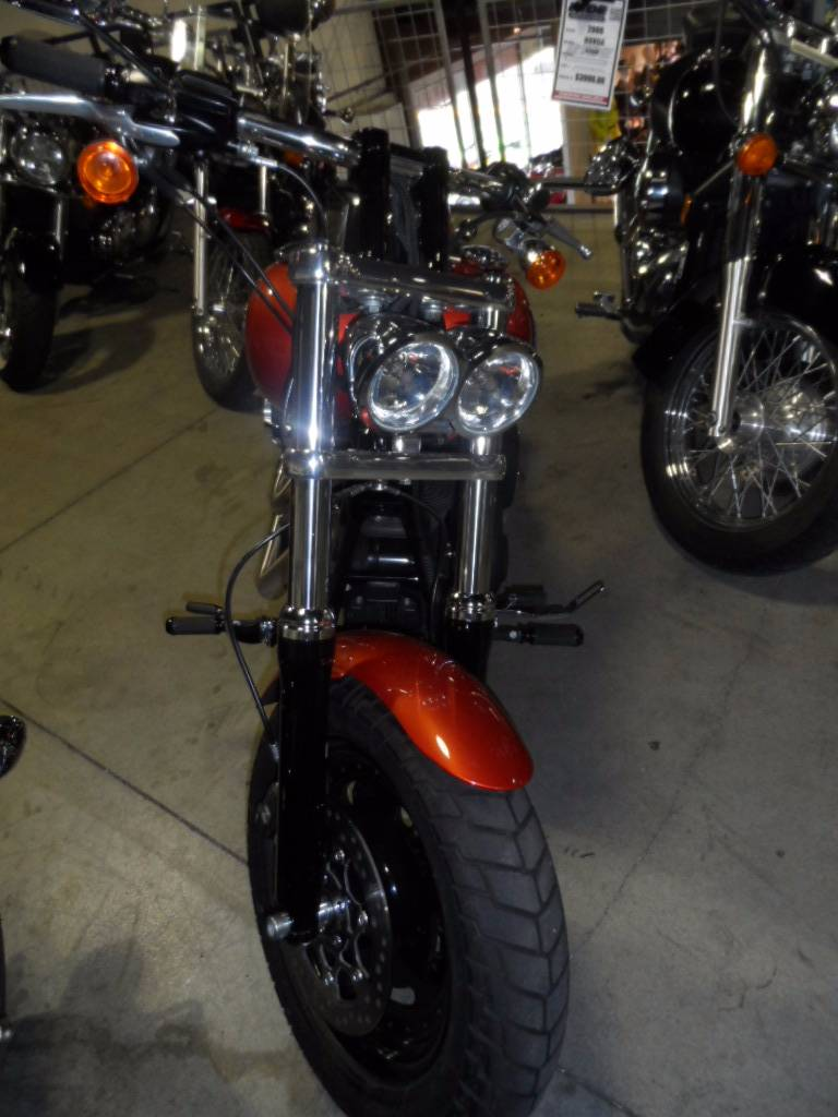 2011 Harley-Davidson Dyna® Fat Bob® in Woodinville, Washington