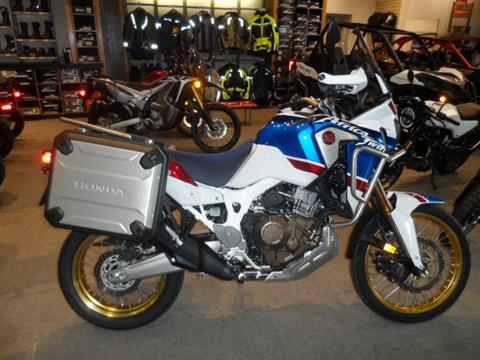 2018 Honda Africa Twin Adventure Sports in Woodinville, Washington