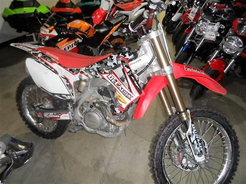 2015 Honda CRF®450R in Woodinville, Washington
