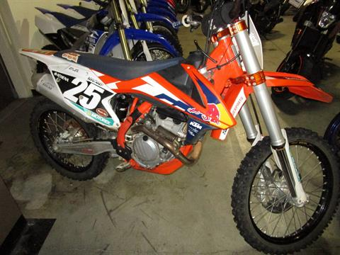 2015 KTM 250 SX-F Factory Edition in Woodinville, Washington