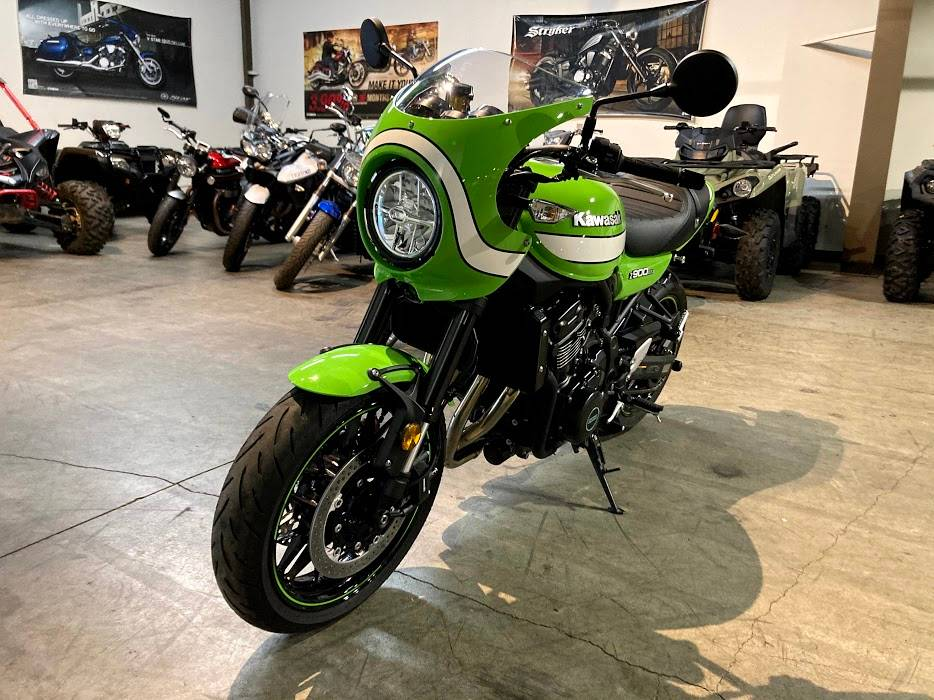 2019 Kawasaki Z900RS Cafe in Woodinville, Washington - Photo 1