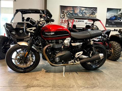 2019 Triumph Speed Twin in Woodinville, Washington - Photo 1