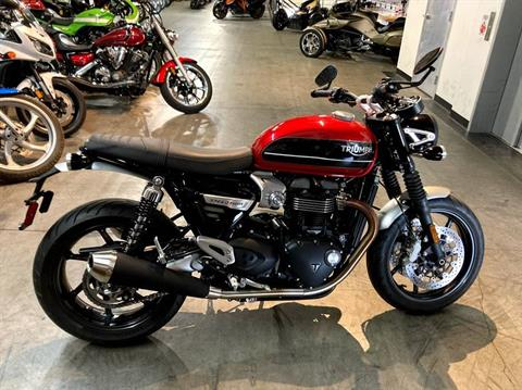 2019 Triumph Speed Twin in Woodinville, Washington - Photo 2
