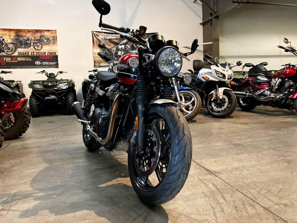 2019 Triumph Speed Twin in Woodinville, Washington - Photo 3