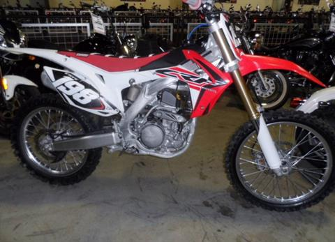 2015 Honda CRF®250R in Woodinville, Washington