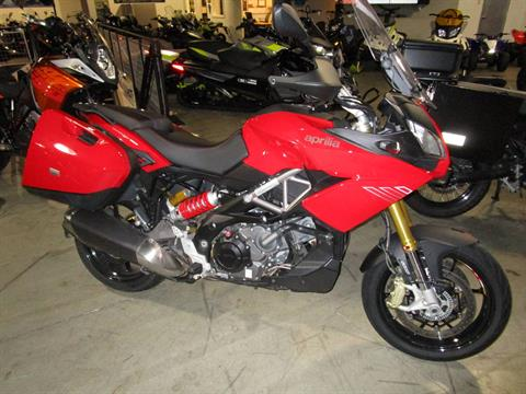 2015 Aprilia Caponord 1200 ABS Travel Pack in Woodinville, Washington