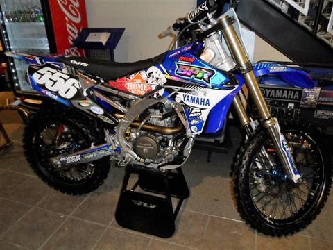 2016 Yamaha YZ250F Team Yamaha Blue / White in Woodinville, Washington