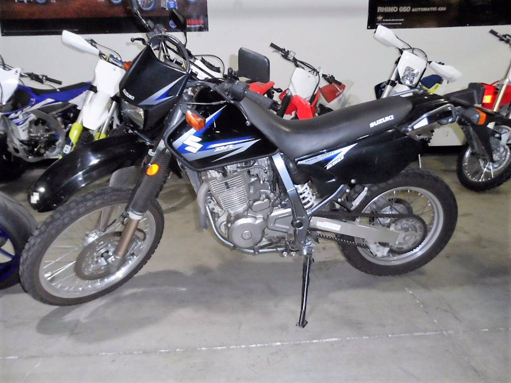 2009 Suzuki DR650SE in Woodinville, Washington
