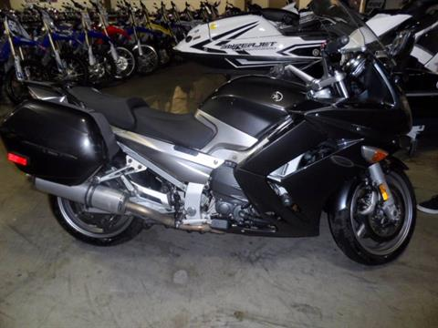2008 Yamaha FJR1300AE in Woodinville, Washington