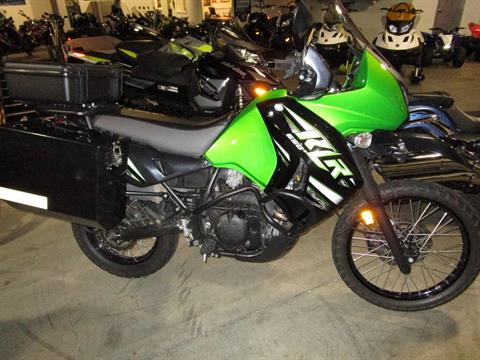 2014 Kawasaki KLR™650 New Edition in Woodinville, Washington