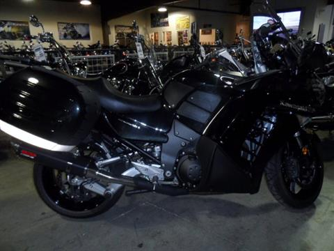 2014 Kawasaki Concours® 14 ABS in Woodinville, Washington