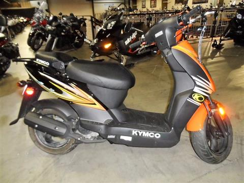 2015 Kymco Agility 50 in Woodinville, Washington