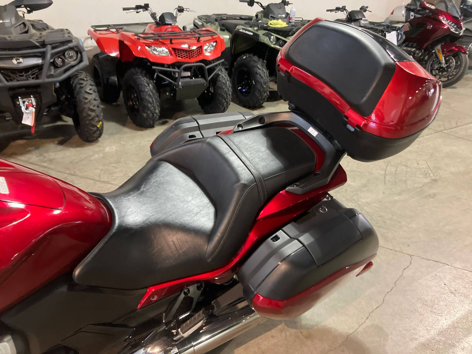 2014 Honda CTX®1300 Deluxe in Woodinville, Washington - Photo 3