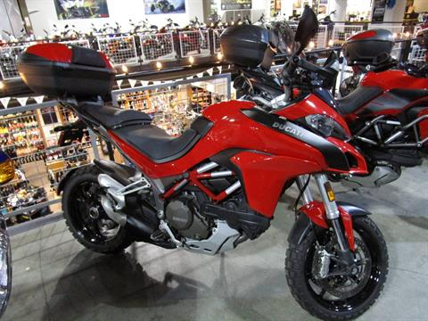 2015 Ducati Multistrada 1200 in Woodinville, Washington