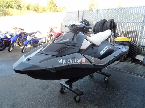 2015 Sea-Doo Spark™ 3up 900 H.O. ACE™ iBR Convenience Package in Woodinville, Washington
