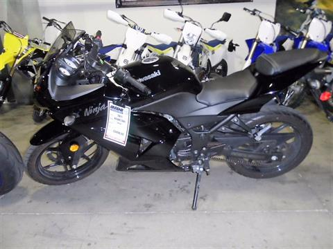 2011 Kawasaki Ninja® 250R in Woodinville, Washington